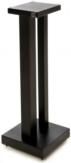 The Hi Fi Racks Duet Speaker Stands come in 8 beautiful finishes and will complete your speaker setup.