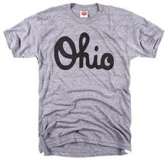 Ohio University. Well I at least actually have this shirt!