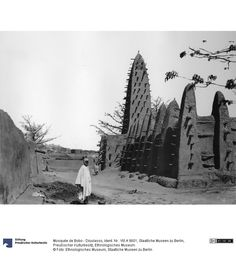 SMB-digital   Mosquée de Bobo - Dioulasso