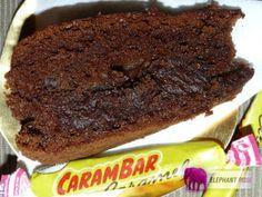 Recette Dessert : Gâteau aux carambars par Elephant Rose