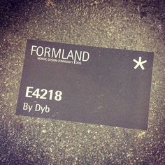 bydyb - Three great days have past by and we are now ready for the last day at Formland. Stop by E4218. #nordicbuzz #formland #bydyb #danishdesign #danskdesign #upcomming #nordicdesign @bydyb @nordic_buzz @formland_official