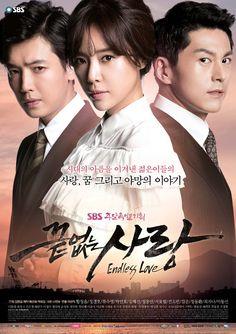 pic+of+korean+dramas+2014 | Endless Love Poster 1