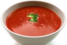 LET OP: Deze Koolhydraatarme Tomatensoep Is Niet Alleen Erg Lekker Maar Tevens Ook Super Gezond! Bekroond Als Uniek Afslankrecept!