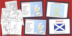 This resource pack features all of the resources you need to teach your class about Scotland! It includes a handy PowerPoint, some teacher notes, and related differentiated worksheets. Teaching Packs, Teaching Kids, Primary Resources, Teaching Resources, National Curriculum, Mary Queen Of Scots, Teacher Notes, New School Year, Social Studies