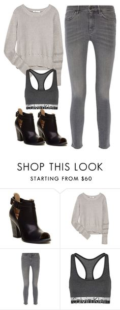 """""""Rebekah Mikaelson Inspired Outfit"""" by staystronng ❤ liked on Polyvore featuring Restricted, T By Alexander Wang, MiH Jeans, Calvin Klein, to, TheOriginals and rebekahmikaelson"""