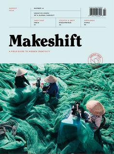 magazinewall:  Makeshift (New York, NY, USA) CUADRO SUPERIOR//INFO DEL ARTÍCULO