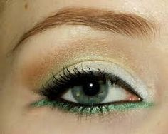 Gorgeous green and black