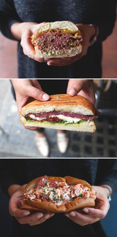 The Best Sandwiches in the Bay Area by @HonestlyYUM