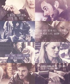 Captain Swan (Once Upon a Time)