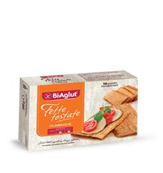 Fette tostate senza glutine | BiAglut