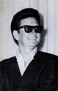 Roy Kelton Orbison Born	 April 23, 1936 Vernon, Texas, U.S. Died	December 6, 1988 (aged 52) Madison, Tennessee, U.S. Genres	Rock, rockabilly, pop, country Occupations Musician, singer-songwriter Instruments	Guitar, vocals, harmonica/mouth organ Years active	1954–1988 Labels	Sun, Monument, MGM, London, Mercury/PolyGram, Asylum, Virgin/EMI Records Associated acts	Traveling Wilburys, Teen Kings, The Wink Westerners, Class of '55