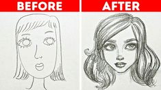How To Draw Faces    Drawing Hacks To Draw Like A Pro