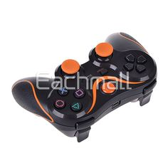 Wholesale Fantastic Wireless Controller for PS3 with Stripe Dual Shock Gaming Controller