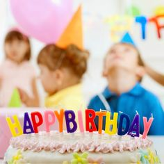 Consider using a birthday party to raise money for charity. Collect donations of items or money in lieu of gifts! Here are 10 reasons why it's a good idea...
