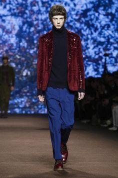 Etro Fall/Winter 2016 Menswear