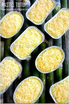 Dapoer Joglo: Pastel Tutup Bakery Recipes, Cooking Recipes, Breakfast Recipes, Dessert Recipes, Malay Food, Marble Cake Recipes, Cheesy Recipes, Vegetable Recipes, Broccoli Recipes