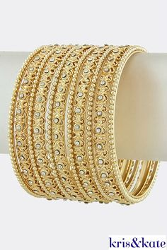 Holiday gold and sparkle! $24  http://www.krisandkate.com/index.php/holiday-gift-guide.html