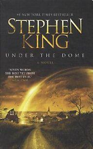 Under The Dome Buch von Stephen King portofrei bei Weltbild.de