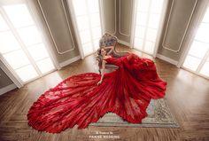 Photo / Dress: Royal Wed
