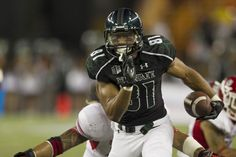 Hawaii Fall Camp: Previewing the Wide Receivers and Tight Ends