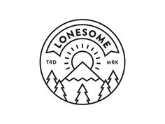 ✖ Lonesome Badge