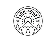 ✖ Lonesome Badge