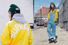 Alan-Michael Duval's Latest Editorial Proves That Streetwear Is Definitely Not a Boys' Game | HYPEBAE