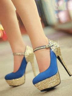 Adorable high heels fashion