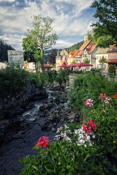 Triberg im Schwarzwald (Baden-Württemberg), Germany