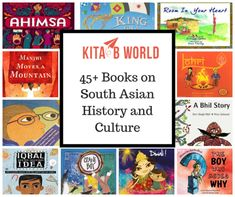 KitaabWorld: Exploring South Asia Through Children's Literature Reading Resources, Reading Strategies, Global Citizenship, Asian Kids, Asian History, Chapter Books, Children's Literature, Learning Centers, Book Recommendations
