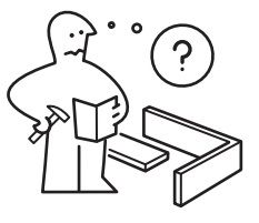 me putting together the Ikea book shelf! Ikea Bookcase, Happy Guy, Ikea Furniture, Home Improvement, Cool Stuff, Shelf, Content, Cartoon, Gift Ideas