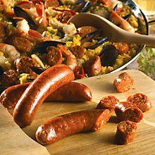 Looking for Artisan Cooking Chorizo Sausage by Peregrino? Visit LaTienda. at http://www.jdoqocy.com/click-7383055-11657065-1388702023000 #spanish sausage #spanish food