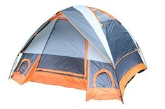 Levelone ThreeFour Person Outdoor Camping Tent With Rainfly Cover *** You can get additional details at the image link.Note:It is affiliate link to Amazon.