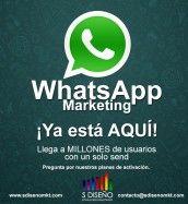 nota whats app mkt