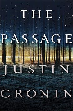 The Passage by Justin Cronin.  A security breach at a secret government facility unleashes a monstrous, manmade virus that turns its victims into vicious, vampire-like creatures.  Now the only hope for mankind lies with a six-year-old orphan named Amy Harper Bellafonte.  Critics have hailed The Passage as a modern-day tribute to Stephen King's epic, The Stand.