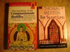Compassionate Buddha and Thomas Merton The by ArtandBookShop, $6.00