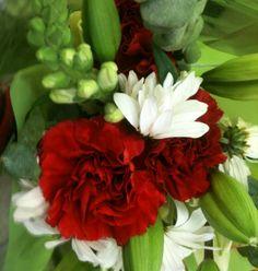 Christmas Flowers for Mom