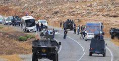 Mardinde Bombalı Saldırı: 1 Polis Şehit! MARDİNin Mazıdağı İlçesi yakınlarında PKKlılar karayoluna