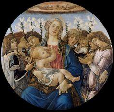 Sandro Botticelli Kunst