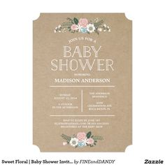 """Sweet Floral 