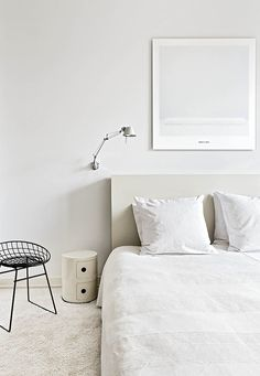 pinned by barefootstyling.com  Apartment | Michel Penneman