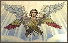 Bible Timeline, Remember Who You Are, Byzantine Icons, Angels Among Us, Orthodox Icons, Gods Love, Mythology, Celestial, Christianity