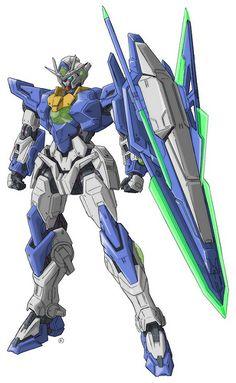 Gundam 00 Quanta