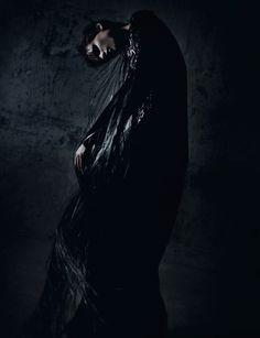 Fashiontography: Saskia de Brauw by Ruth Hogben | Modern Couture