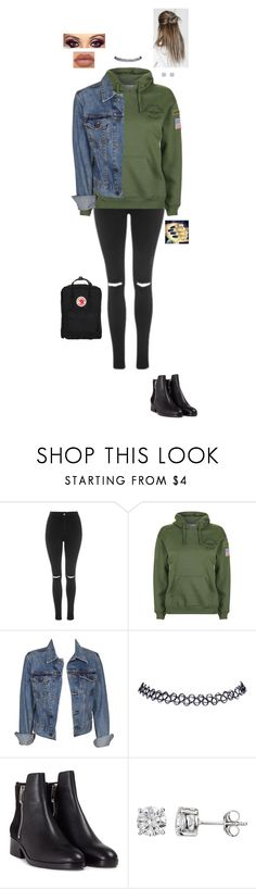 """""""22.11.16"""" by jesshorne2016 ❤ liked on Polyvore featuring Topshop, Levi's, Wet Seal, 3.1 Phillip Lim, Jools by Jenny Brown and Fjällräven"""