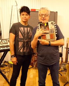 Encounters – Gary Numan and Mark Mothersbaugh Mark Mothersbaugh, Gary Numan, Jean Michel Jarre, Light Of My Life, Electronic Music, Playing Guitar, Trance, Pathways, Red Bull