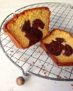 Mademoiselle Pfingstspatz: Eichhörnchen + Kuchen = Eichhörnchenkuchen. Ganz einfach.