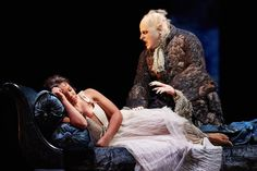 Colin Judson as Monostatos and Janai Brugger as Pamina in Die Zauberflöte © ROH. Mark Douet 2015 | by Royal Opera House Covent Garden