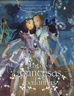 ESTIU-2017.  Sophie Koechlin. Las doce princesas bailarinas. Ficció (6-8 anys). Llibre recomanat.