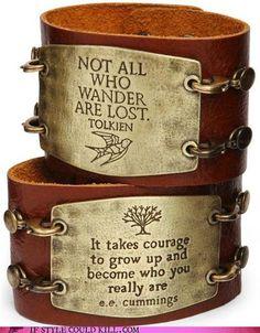 LOR bracelets